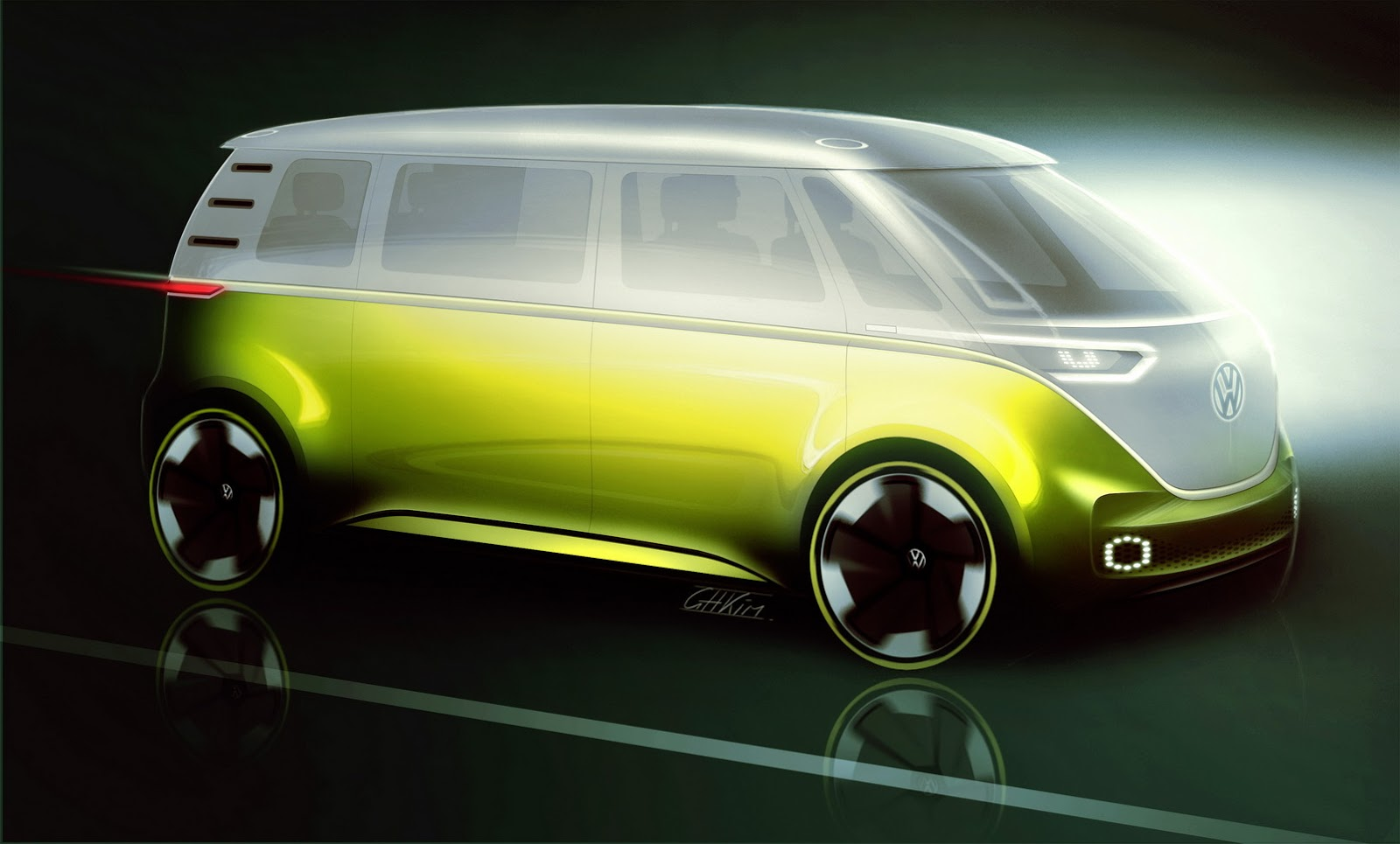 Volkswagen I.D. Buzz Concept (47)