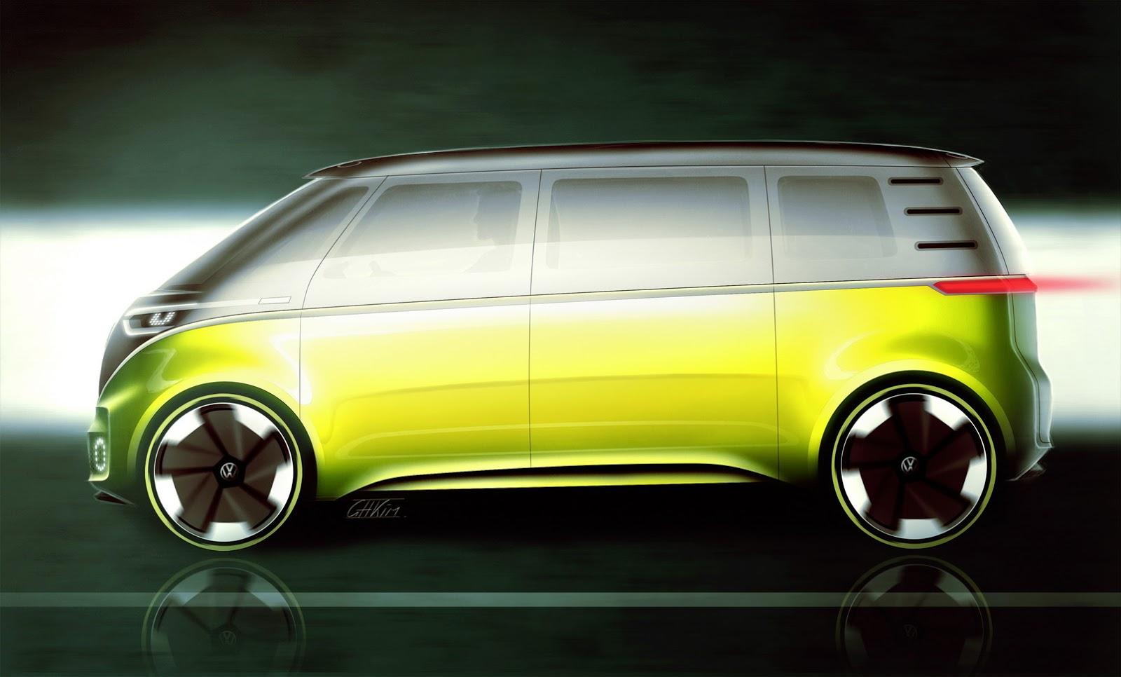 Volkswagen I.D. Buzz Concept (48)