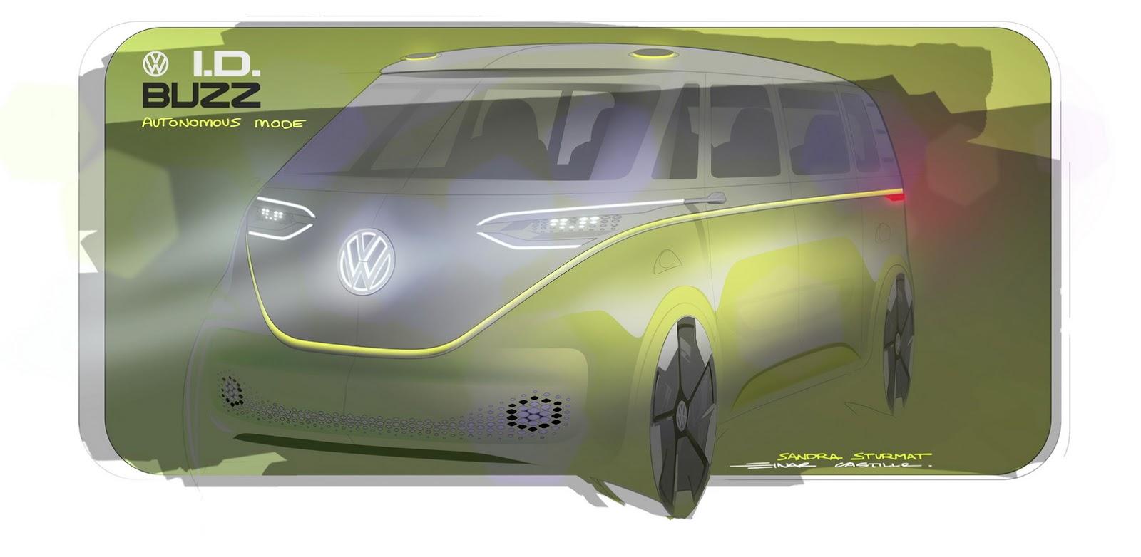 Volkswagen I.D. Buzz Concept (53)