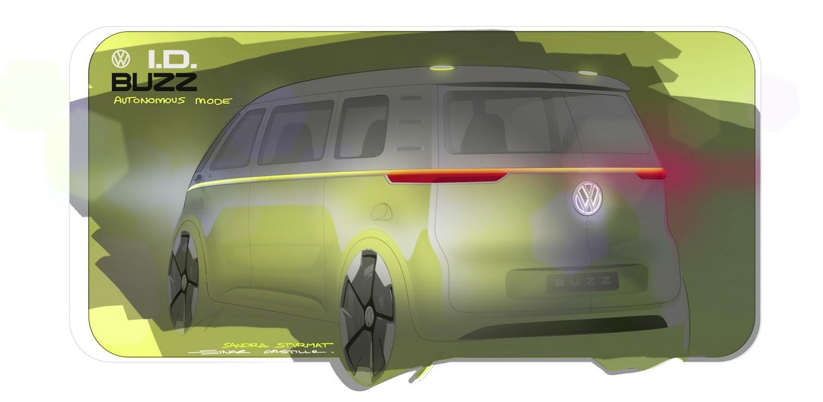 Volkswagen I.D. Buzz Concept (54)