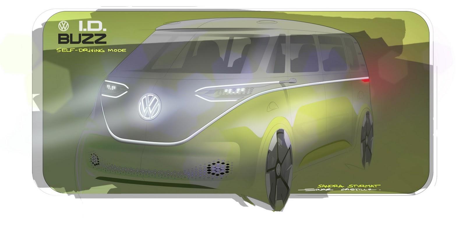 Volkswagen I.D. Buzz Concept (55)