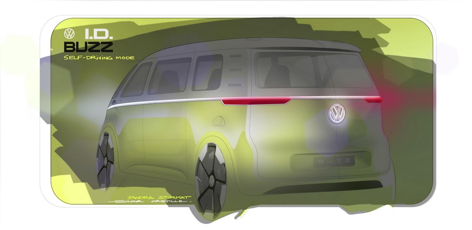 Volkswagen I.D. Buzz Concept (56)