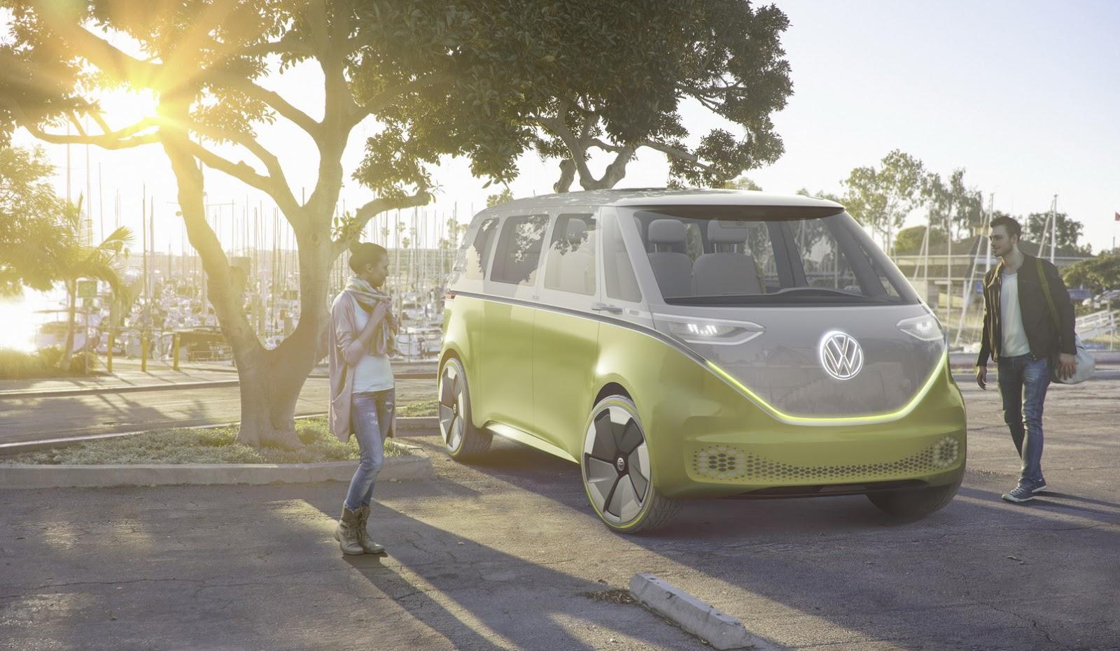 Volkswagen I.D. Buzz Concept (7)