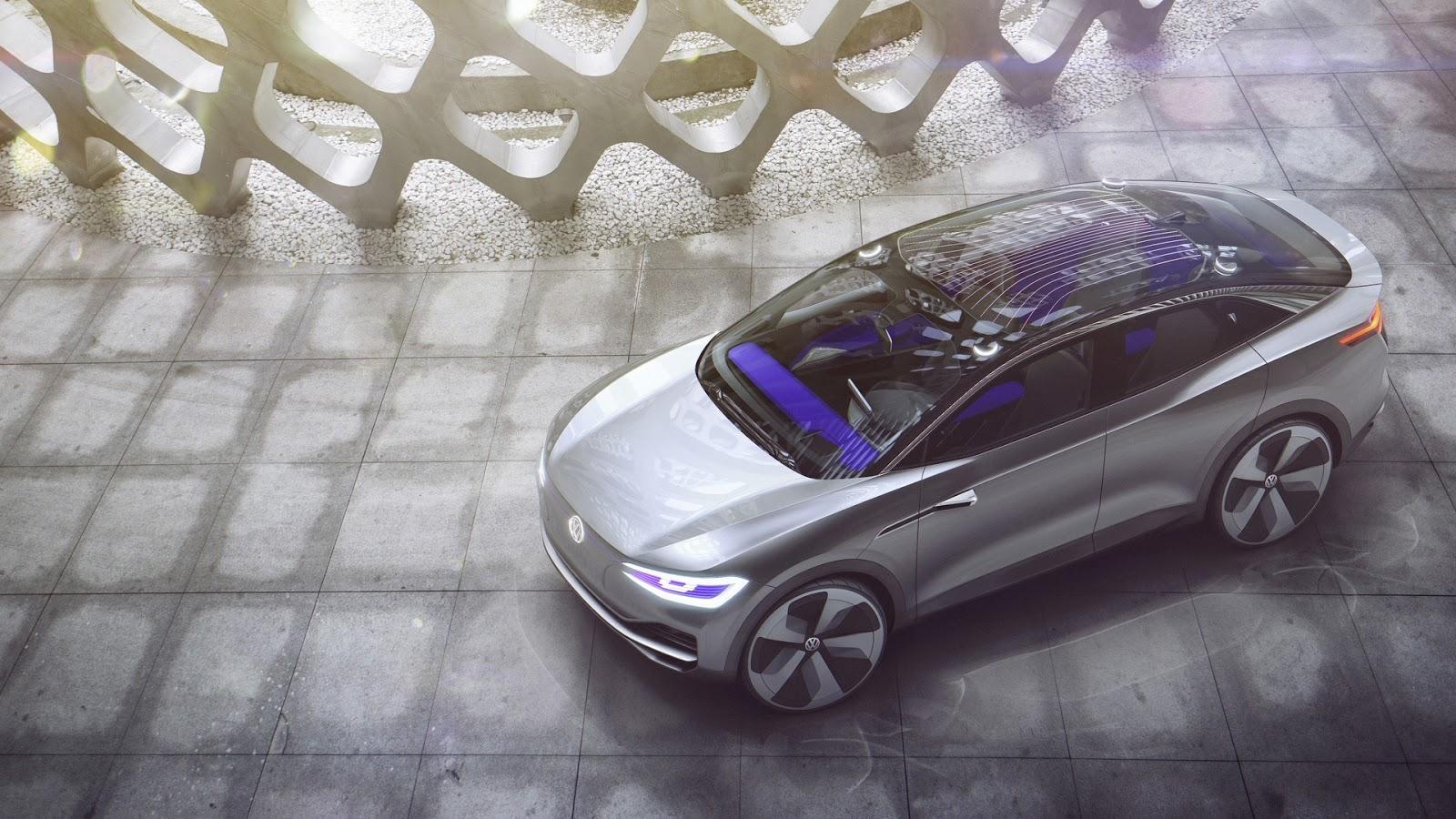 Volkswagen I.D. Crozz concept (6)