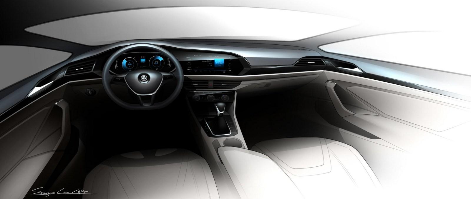 Volkswagen Jetta 2018 schetses (4)