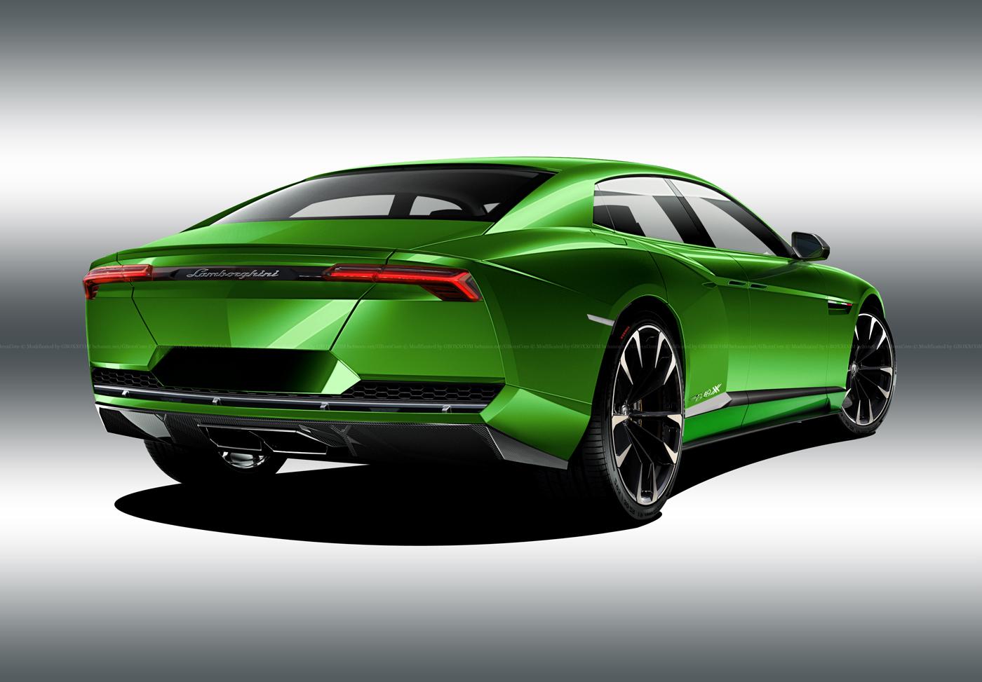 Lamborghini Estoque renderings (2)