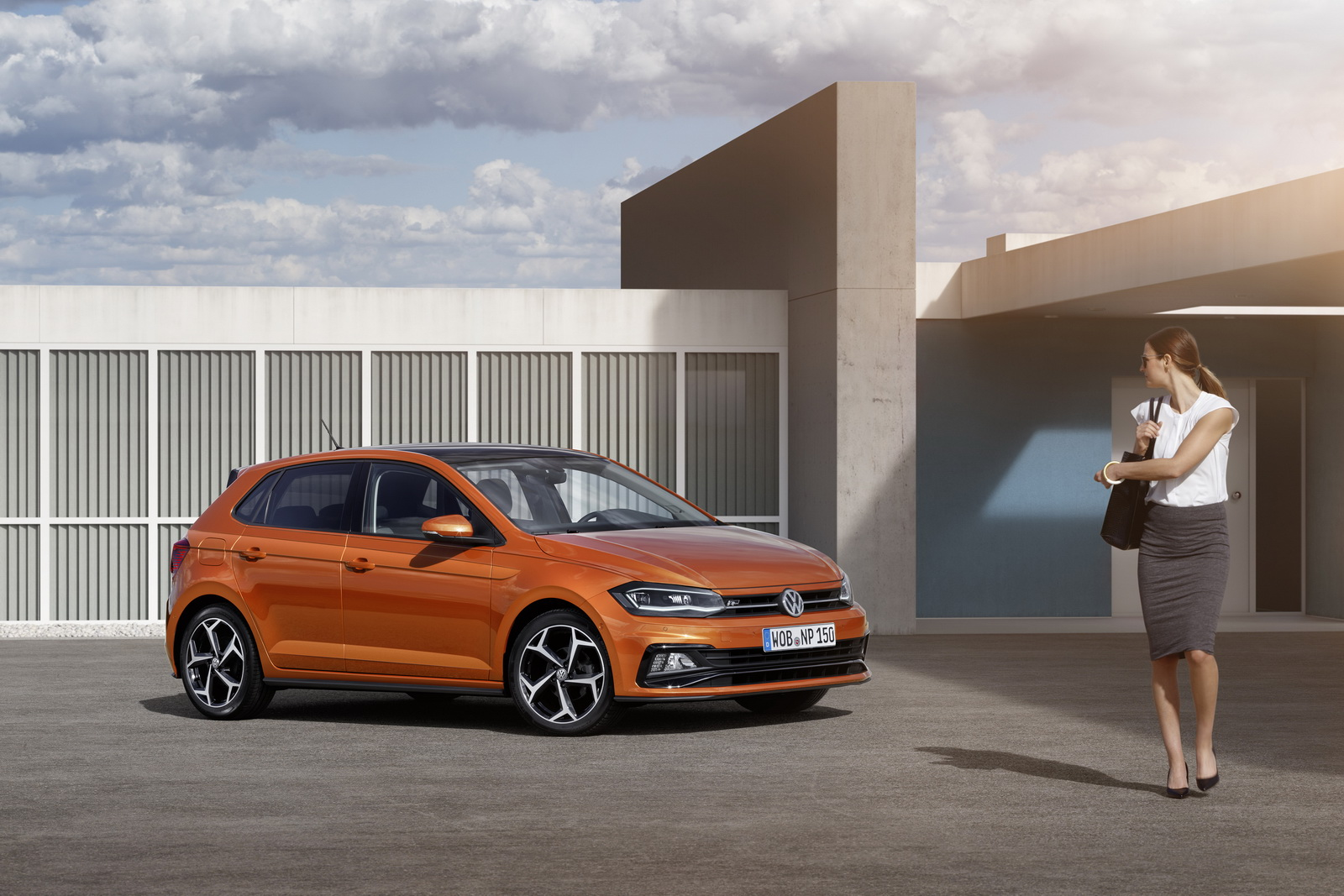 Volkswagen Polo and Polo GTI 2018 (1)
