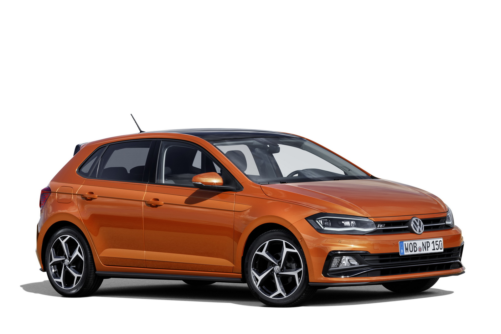 Volkswagen Polo and Polo GTI 2018 (12)