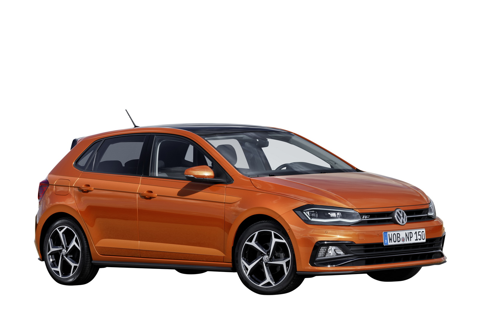 Volkswagen Polo and Polo GTI 2018 (13)
