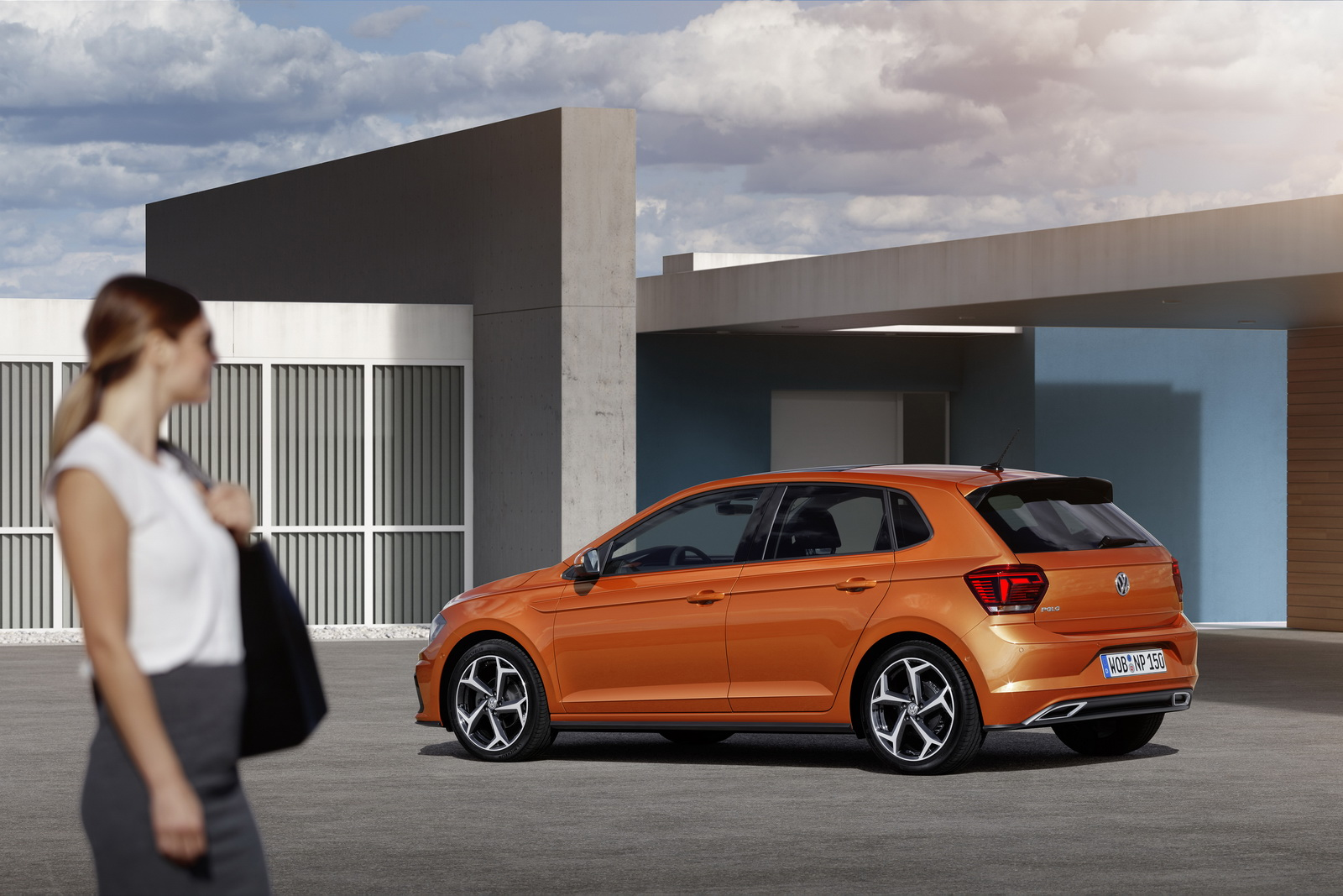 Volkswagen Polo and Polo GTI 2018 (2)