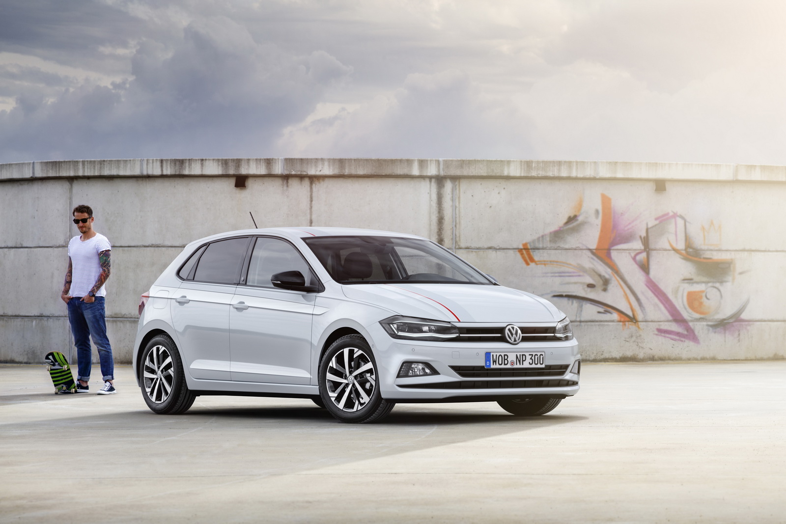 Volkswagen Polo and Polo GTI 2018 (24)