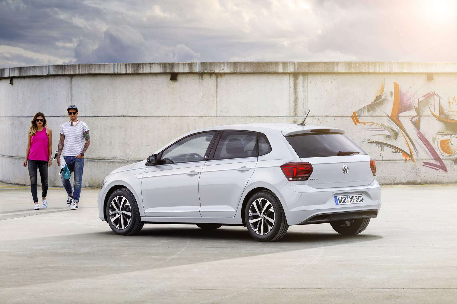 Volkswagen Polo and Polo GTI 2018 (25)
