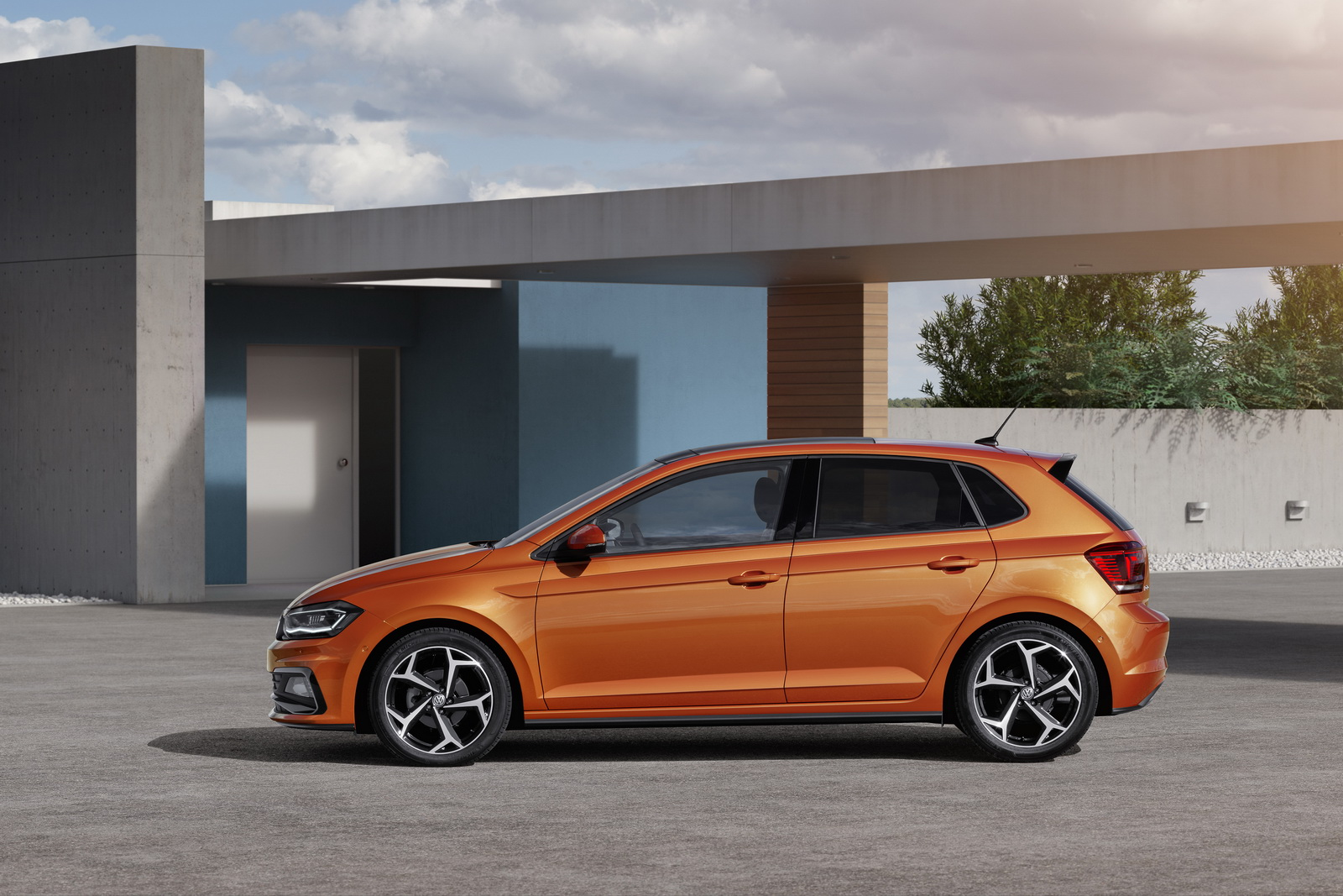 Volkswagen Polo and Polo GTI 2018 (3)