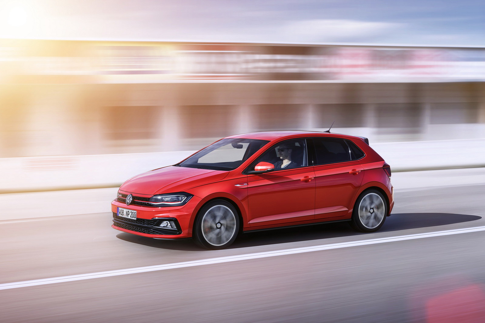 Volkswagen Polo and Polo GTI 2018 (38)