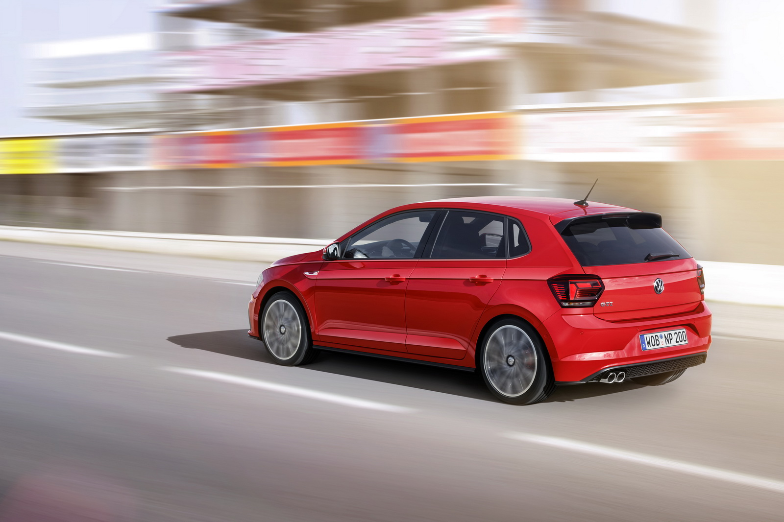 Volkswagen Polo and Polo GTI 2018 (39)