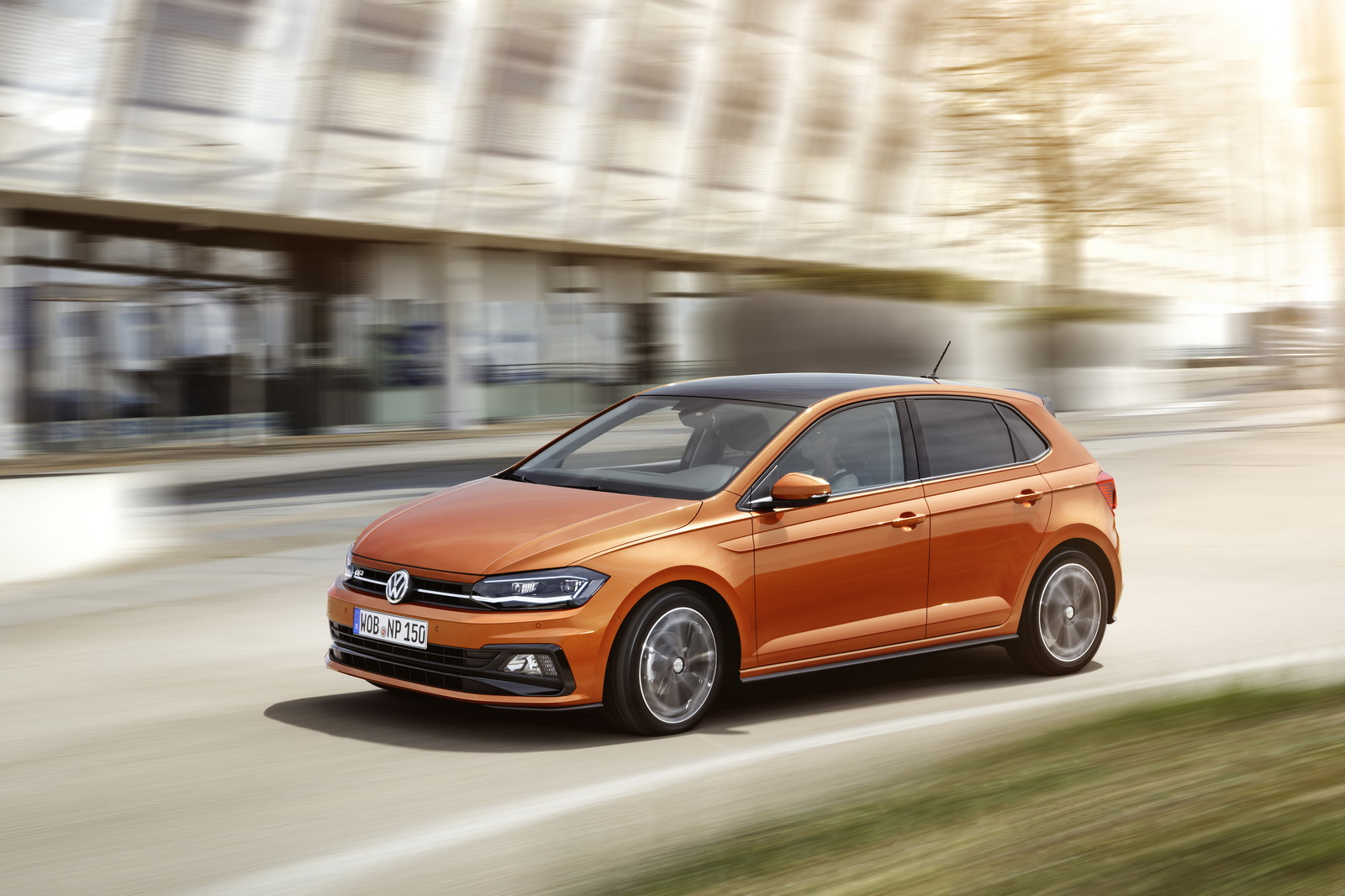 Volkswagen Polo and Polo GTI 2018 (4)