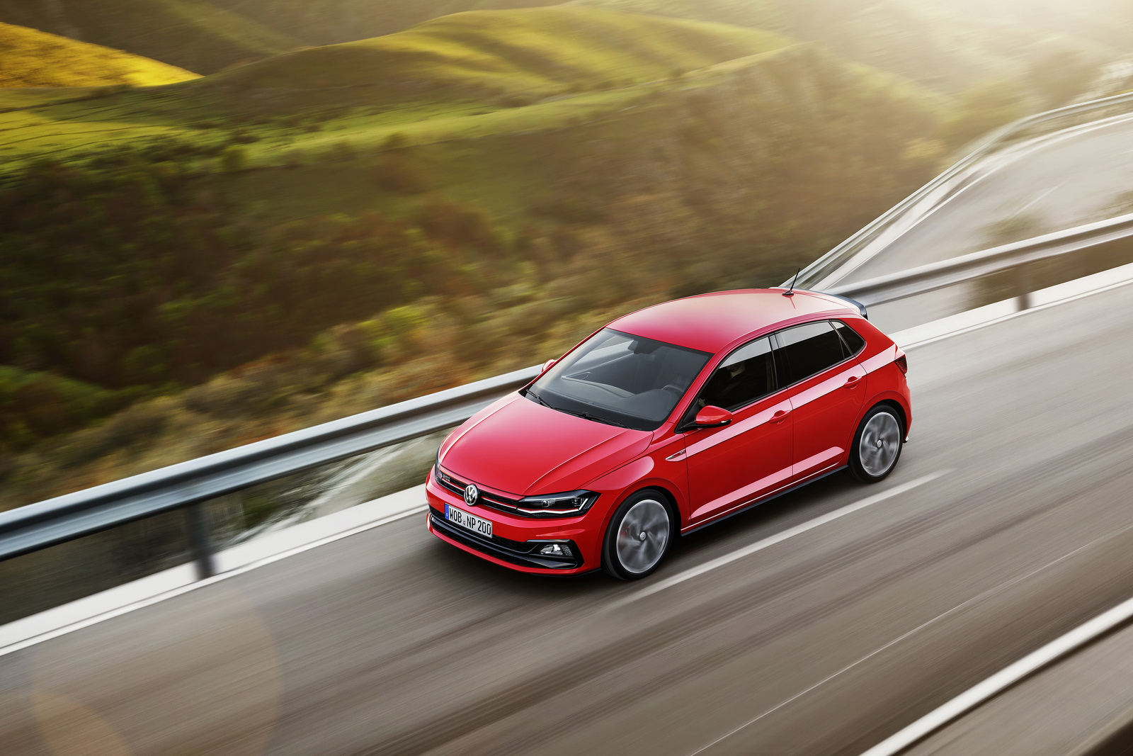 Volkswagen Polo and Polo GTI 2018 (41)