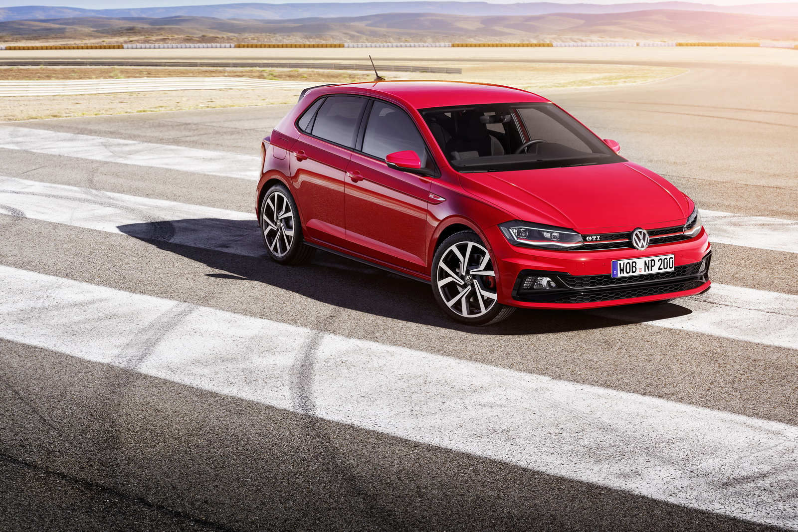 Volkswagen Polo and Polo GTI 2018 (42)