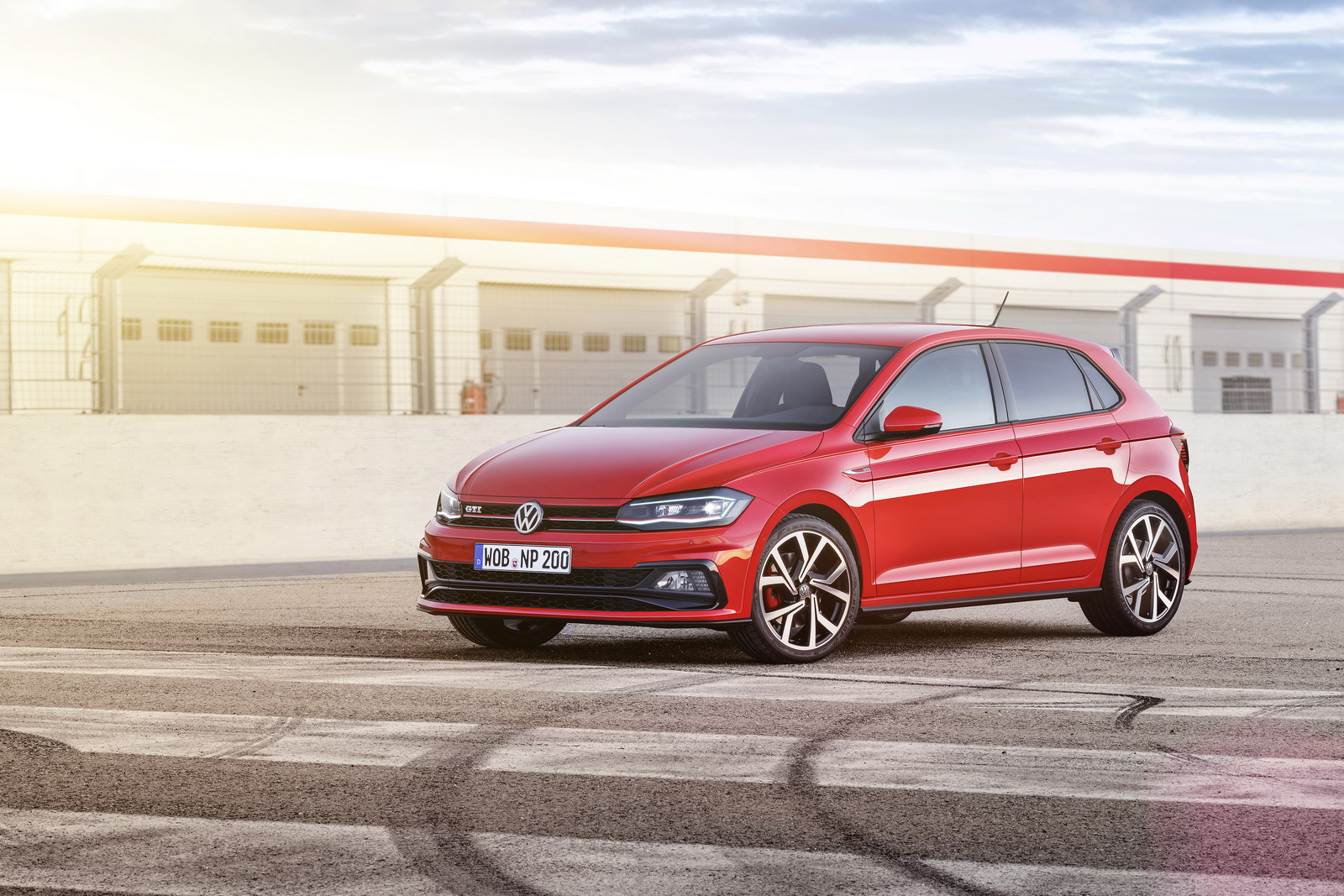 Volkswagen Polo and Polo GTI 2018 (44)