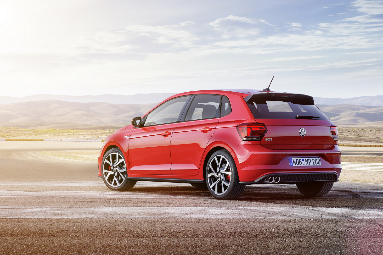 Volkswagen Polo and Polo GTI 2018 (45)