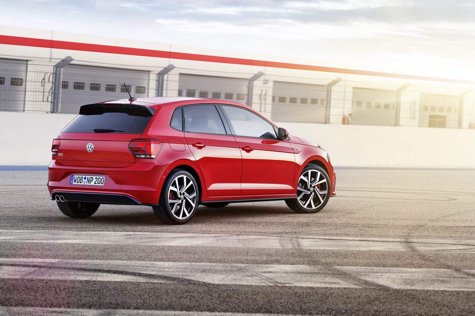 Volkswagen Polo and Polo GTI 2018 (46)