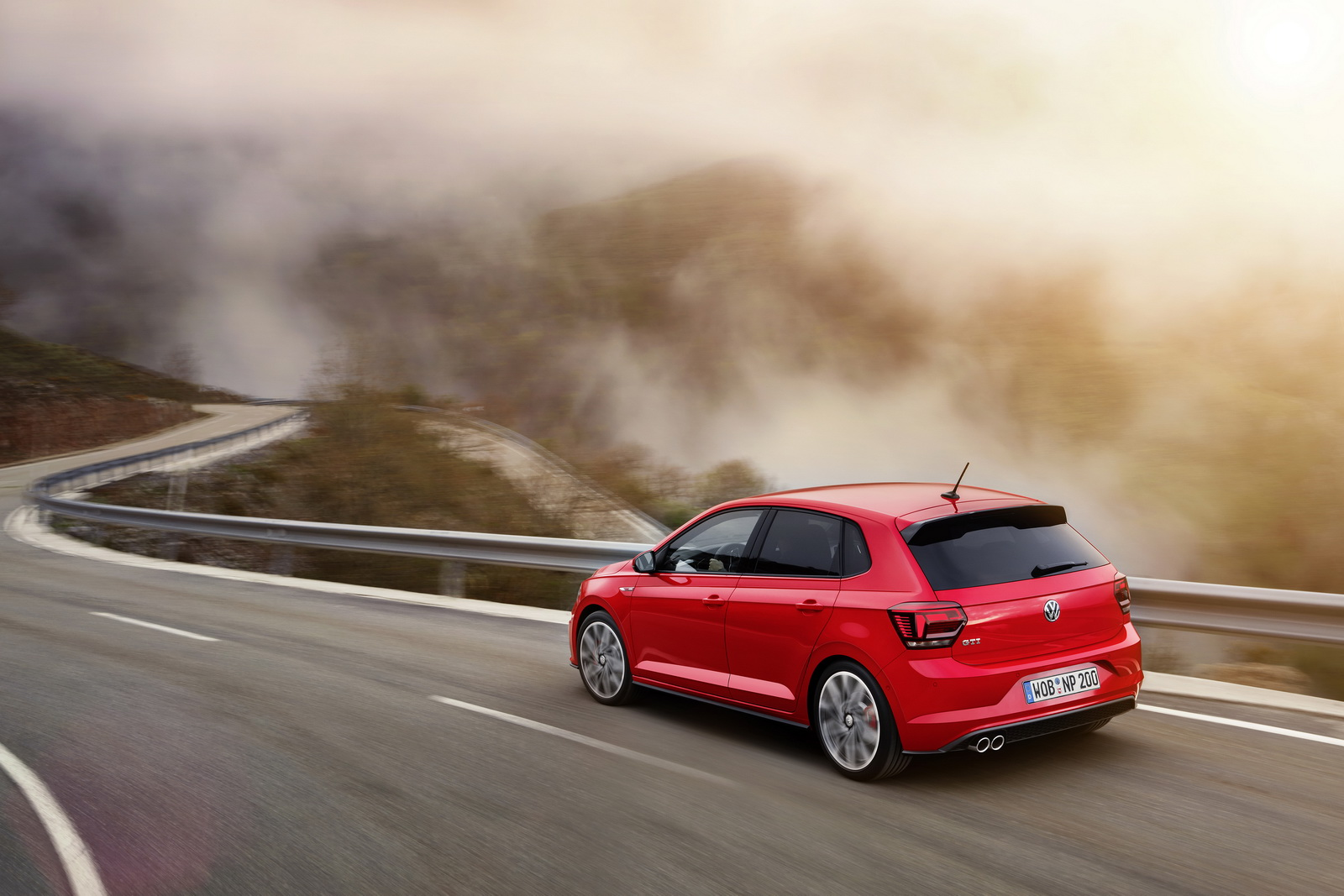 Volkswagen Polo and Polo GTI 2018 (47)