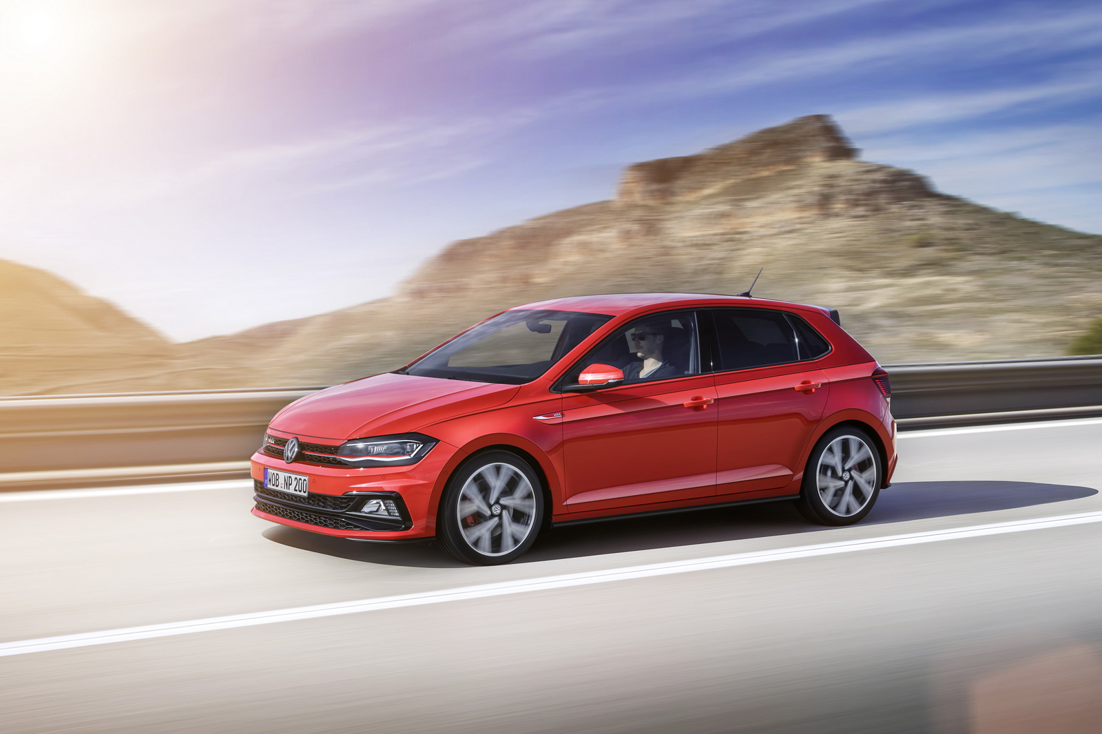 Volkswagen Polo and Polo GTI 2018 (48)