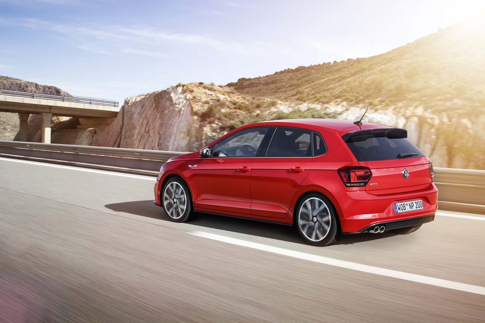 Volkswagen Polo and Polo GTI 2018 (49)