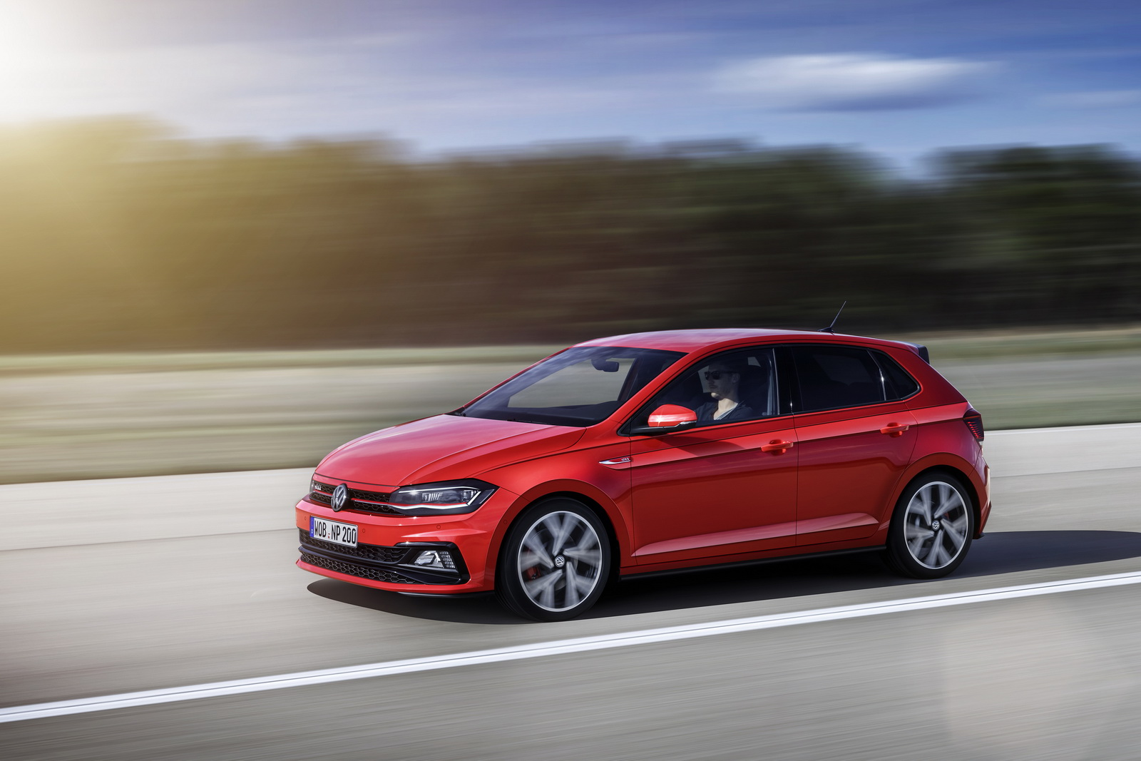 Volkswagen Polo and Polo GTI 2018 (50)