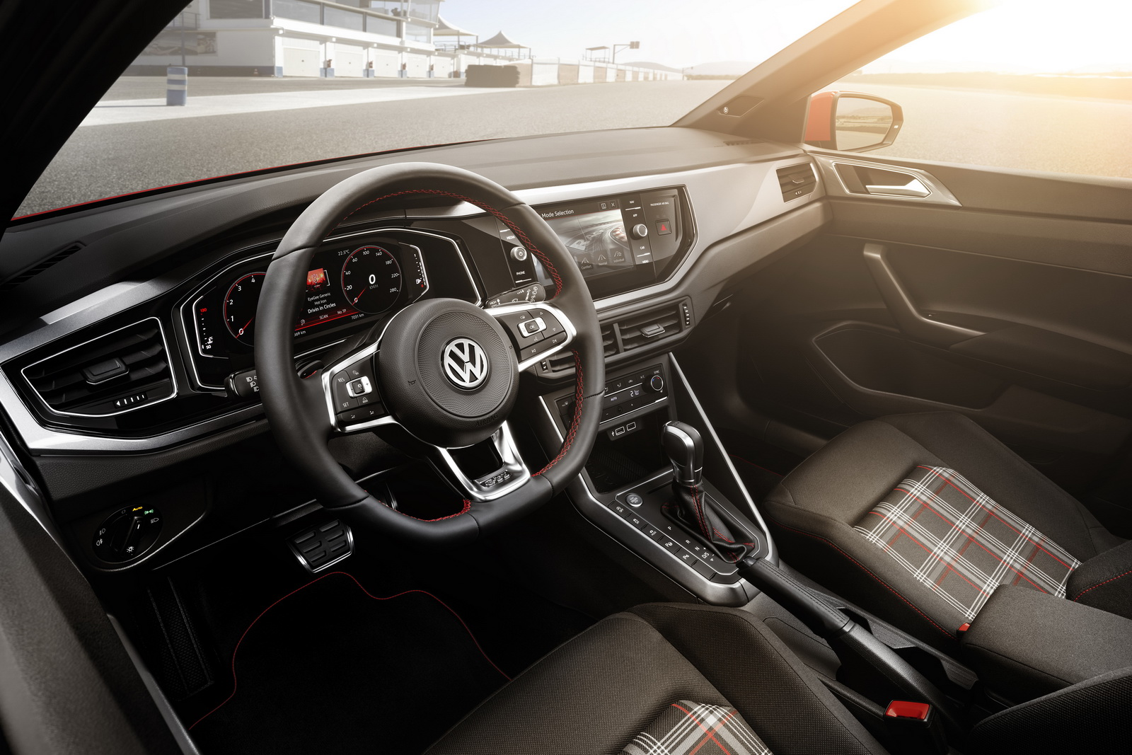 Volkswagen Polo and Polo GTI 2018 (53)