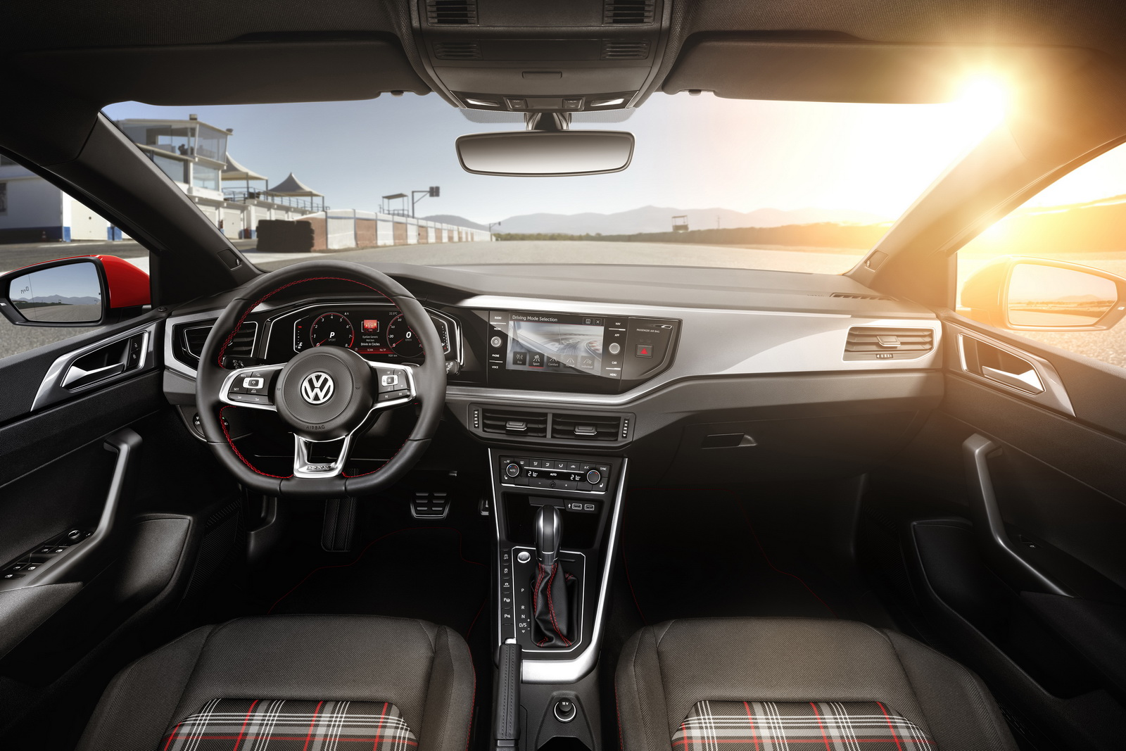 Volkswagen Polo and Polo GTI 2018 (54)