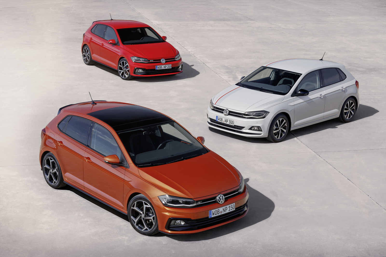 Volkswagen Polo and Polo GTI 2018 (56)