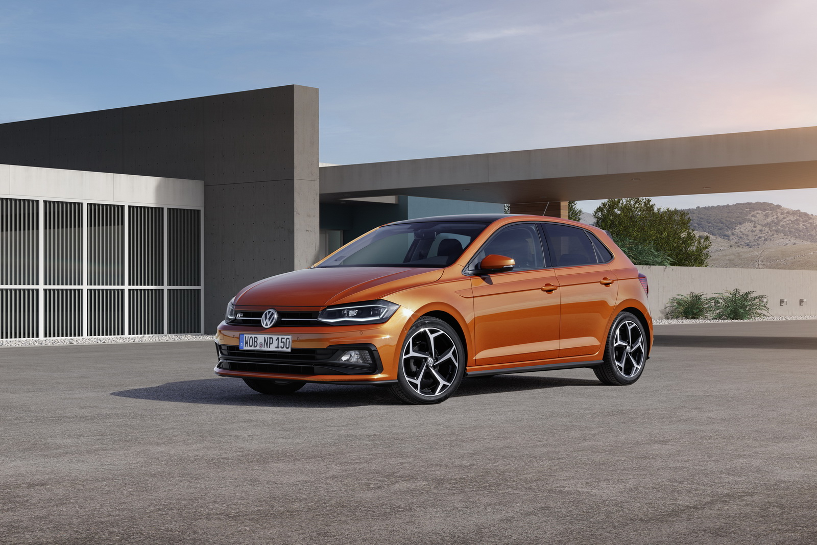 Volkswagen Polo and Polo GTI 2018 (7)