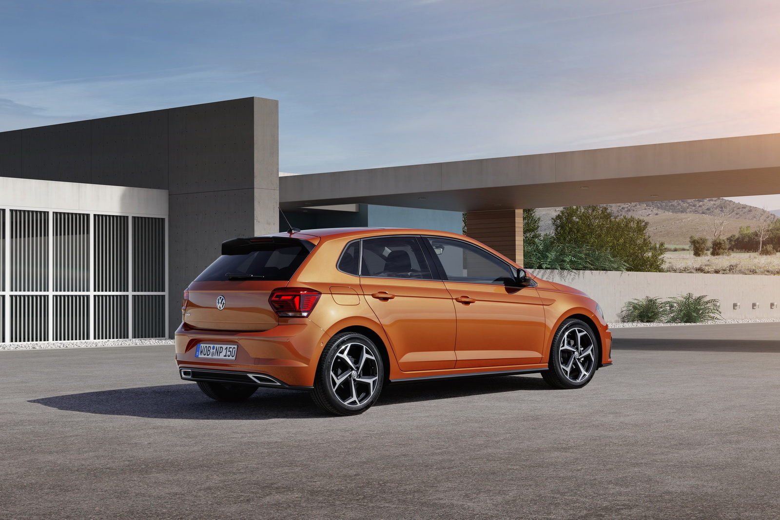 Volkswagen Polo and Polo GTI 2018 (8)