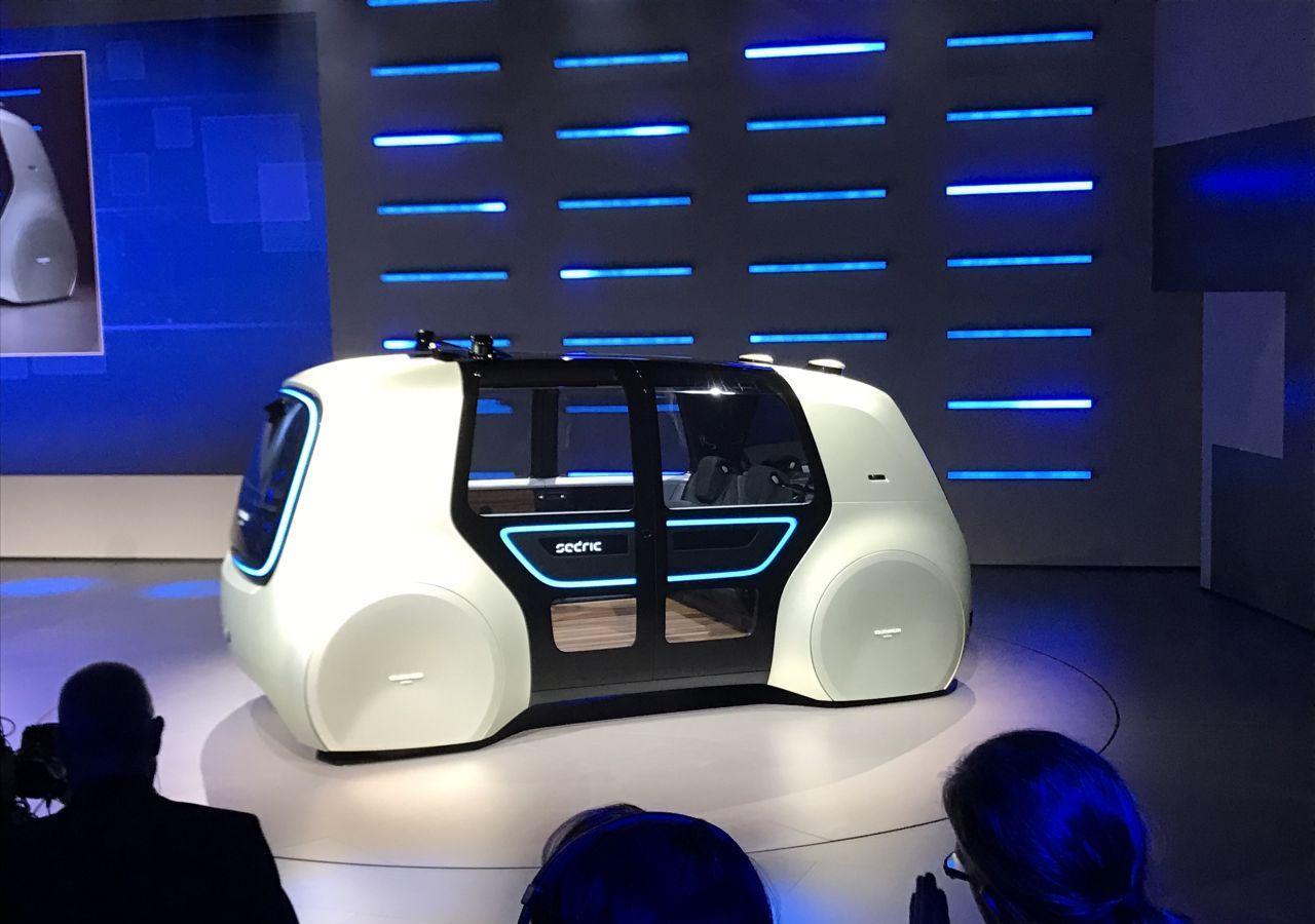 Volkswagen Sedric concept (10)