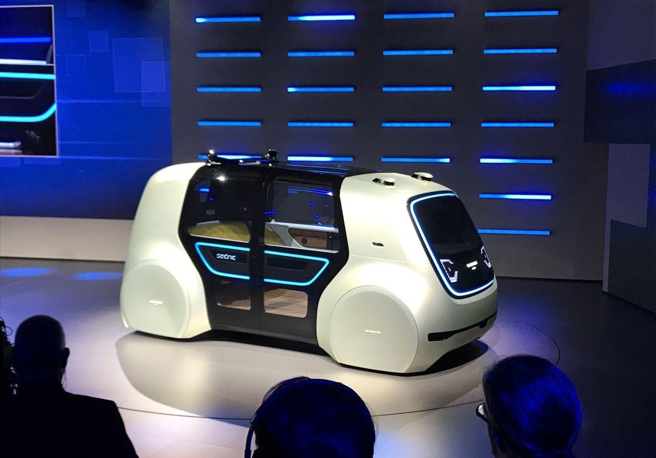Volkswagen Sedric concept (11)