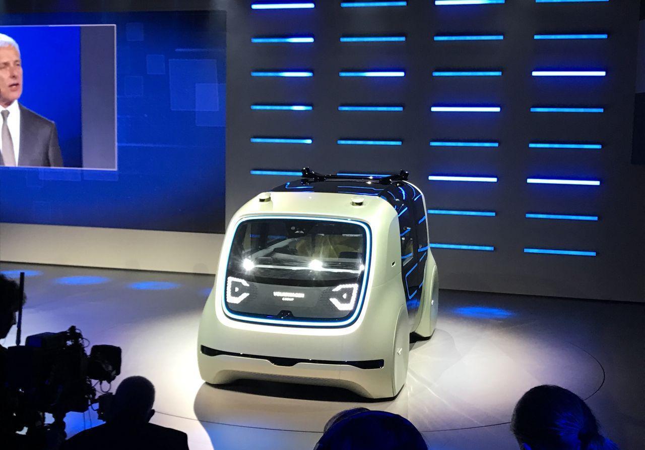 Volkswagen Sedric concept (13)