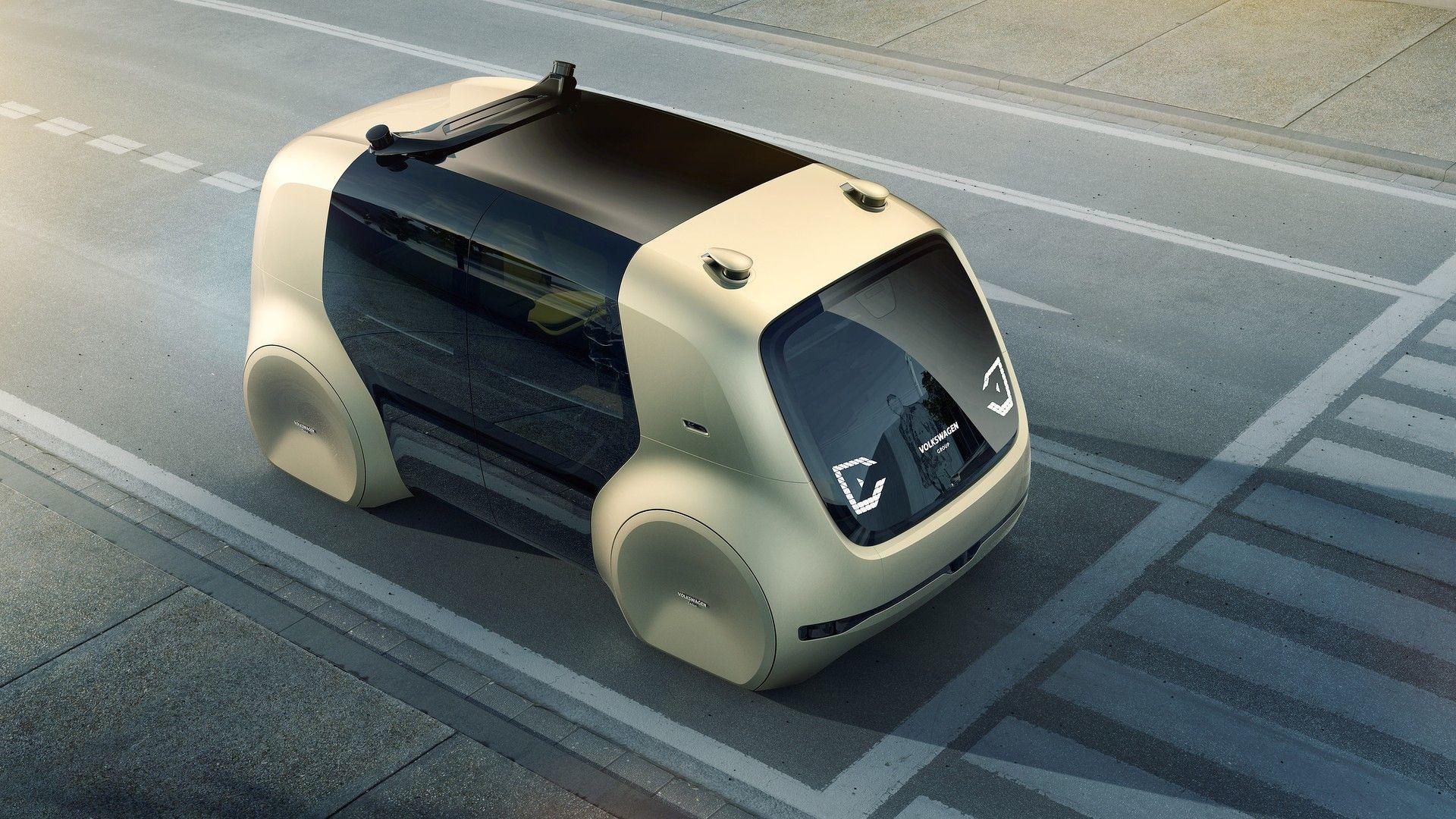 Volkswagen Sedric concept (19)