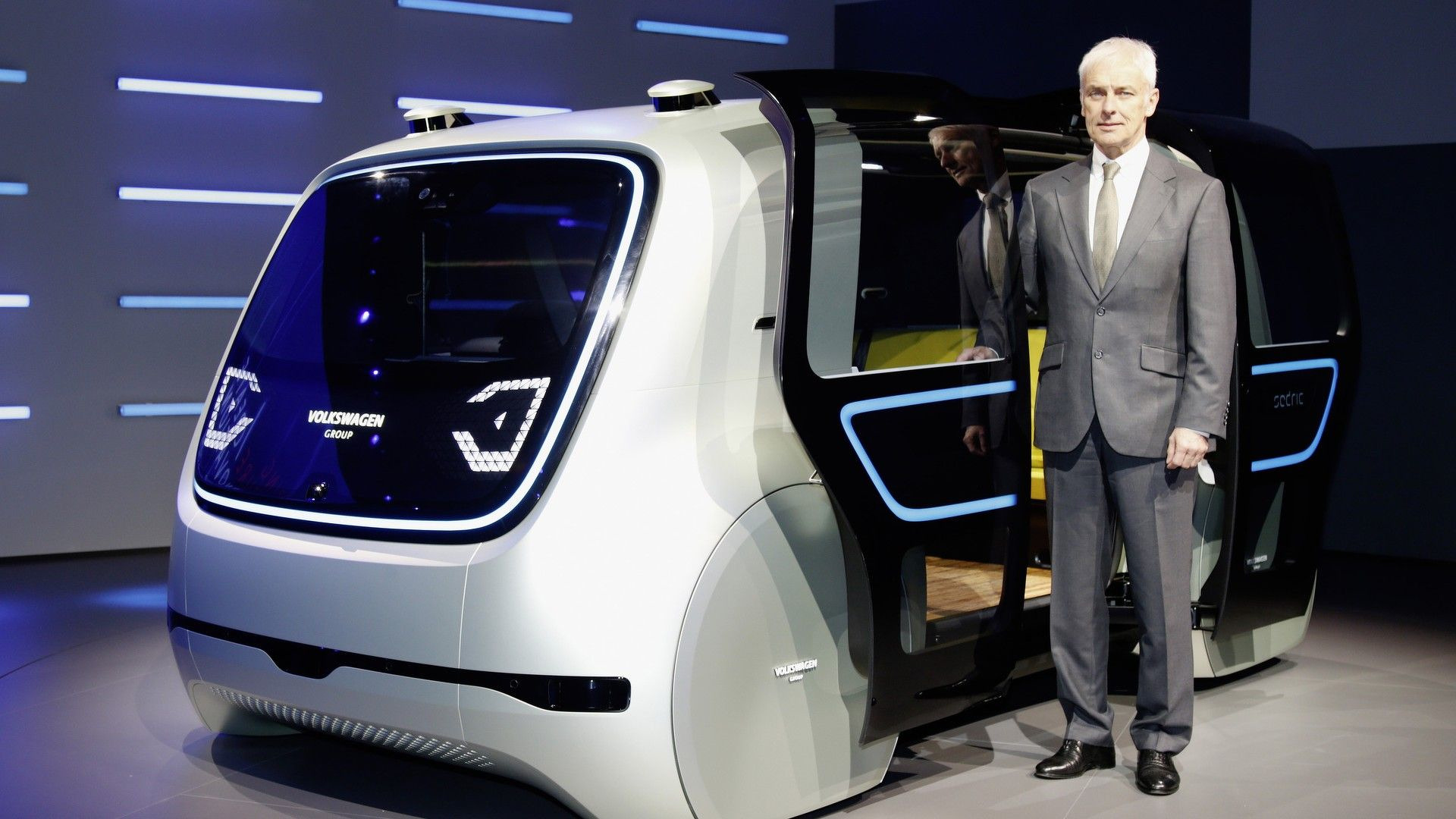 Volkswagen Sedric concept (2)
