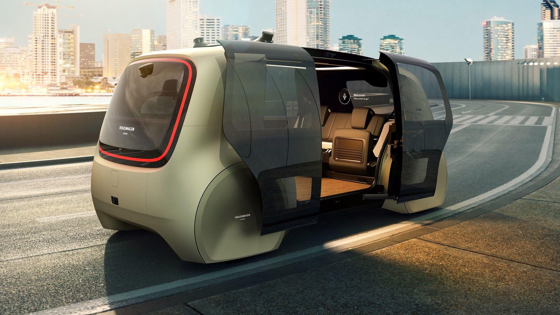 Volkswagen Sedric concept (20)