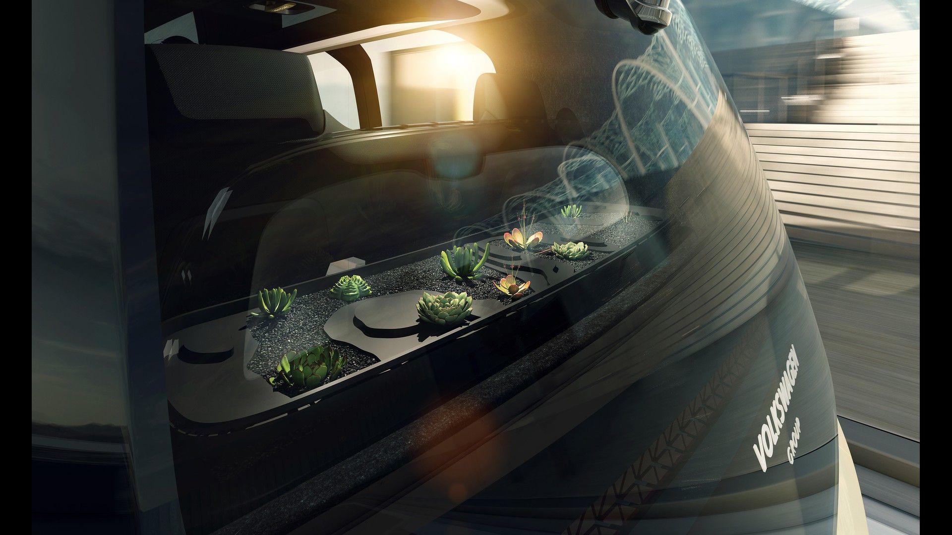 Volkswagen Sedric concept (22)