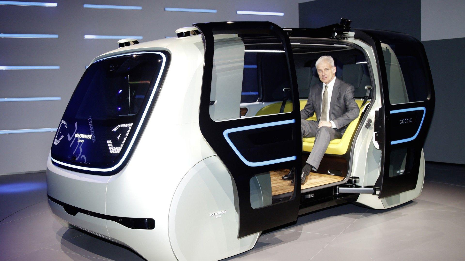 Volkswagen Sedric concept (3)