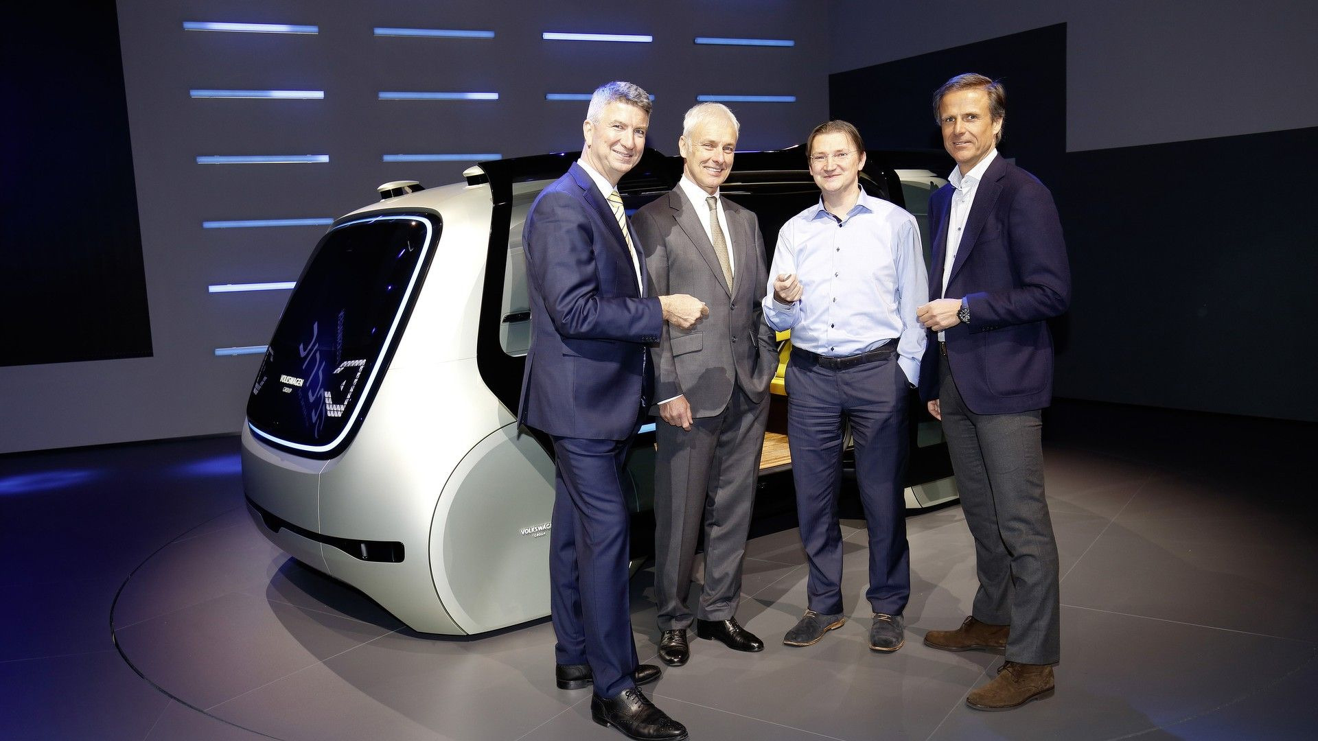 Volkswagen Sedric concept (4)