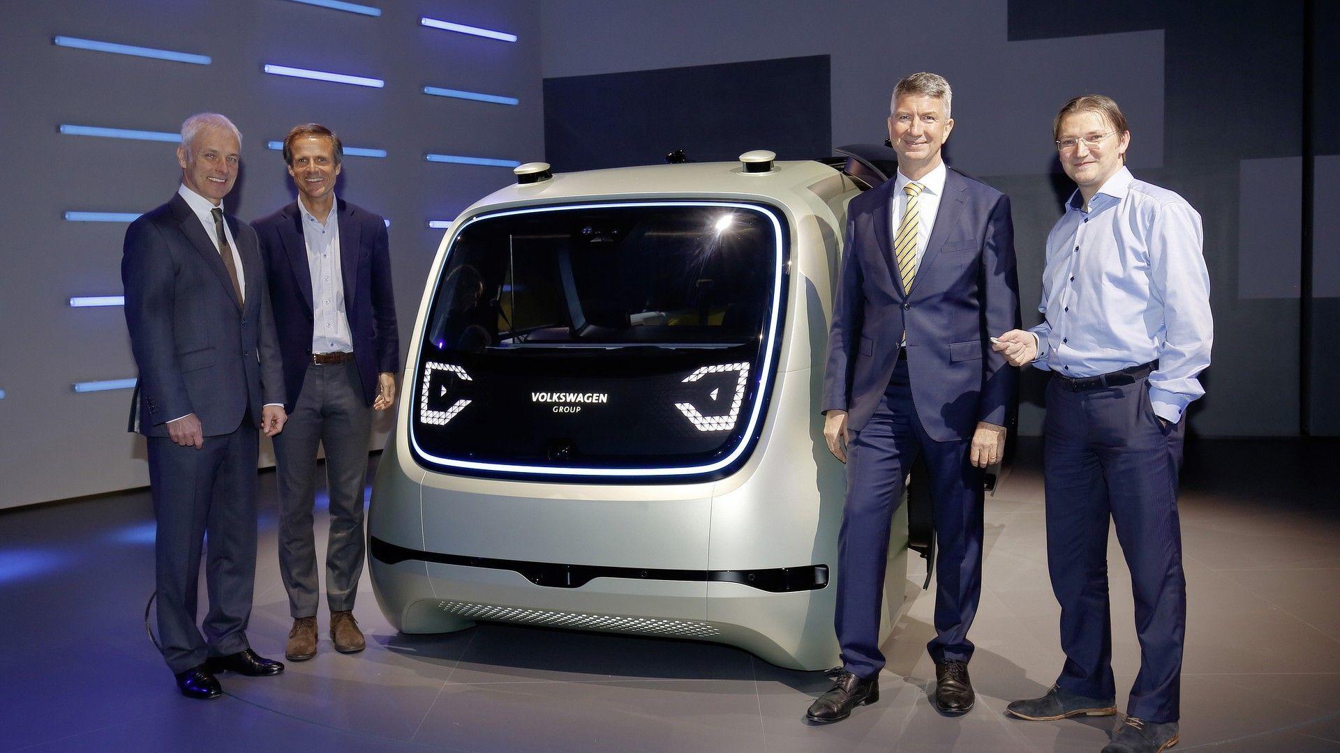 Volkswagen Sedric concept (5)