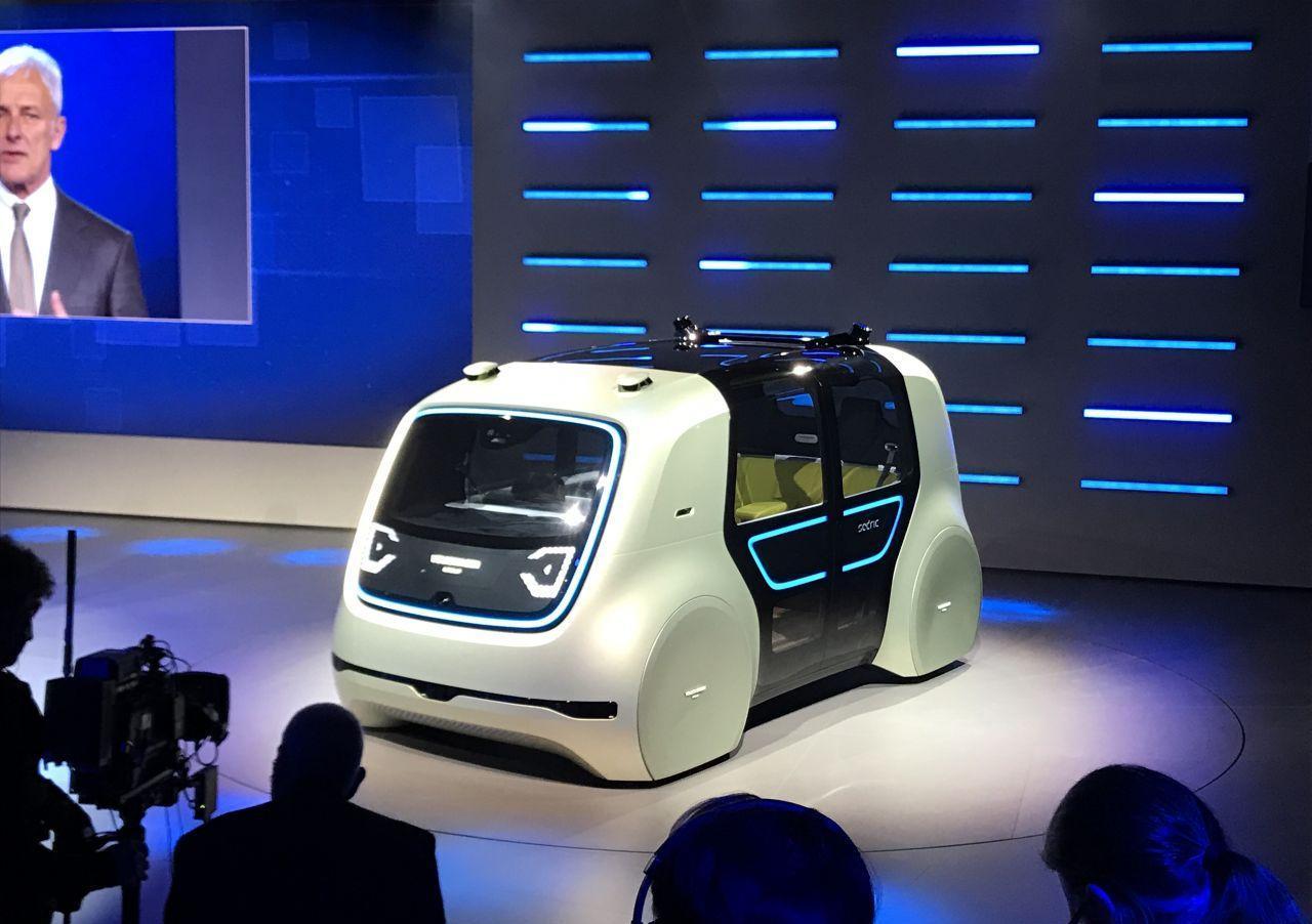 Volkswagen Sedric concept (7)