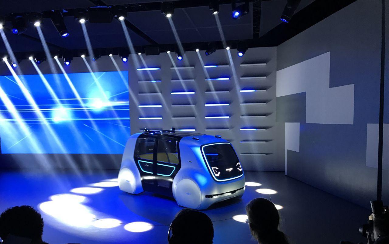 Volkswagen Sedric concept (8)