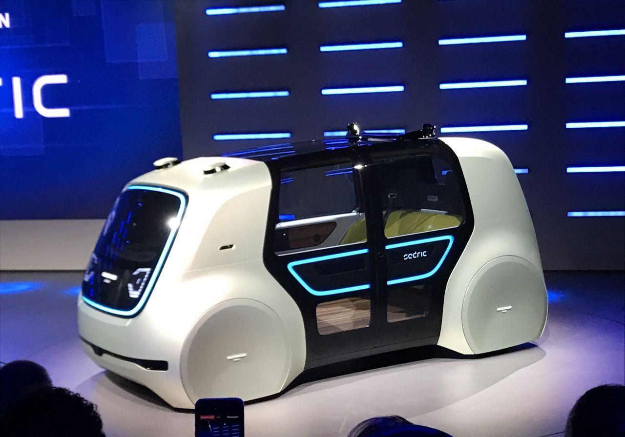 Volkswagen Sedric concept (9)