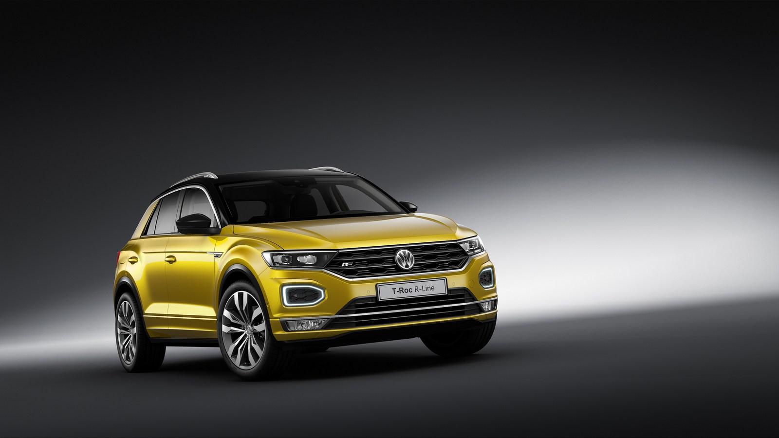 VW-T-Roc-R-Line-1