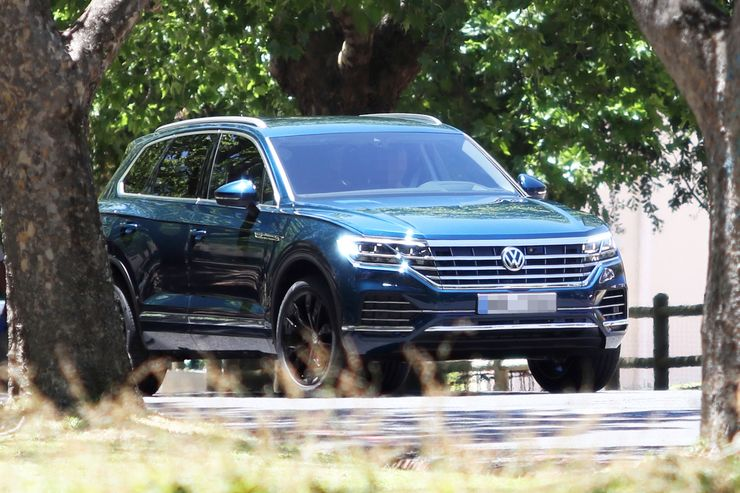 Volkswagen Touareg 2018 photos (1)