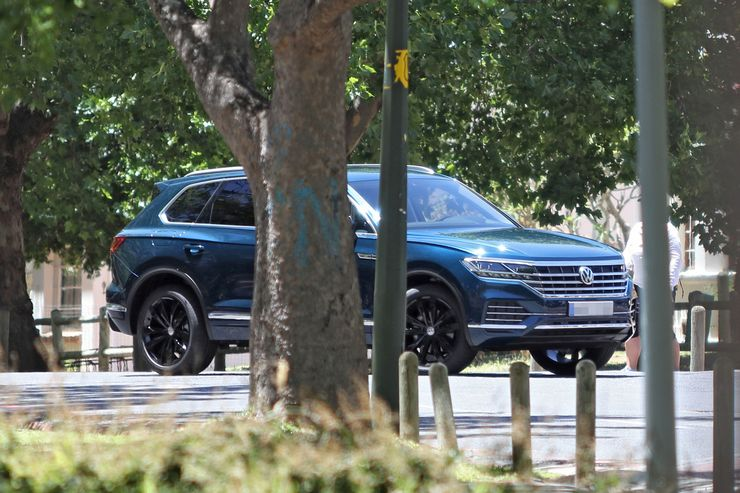 Volkswagen Touareg 2018 photos (2)